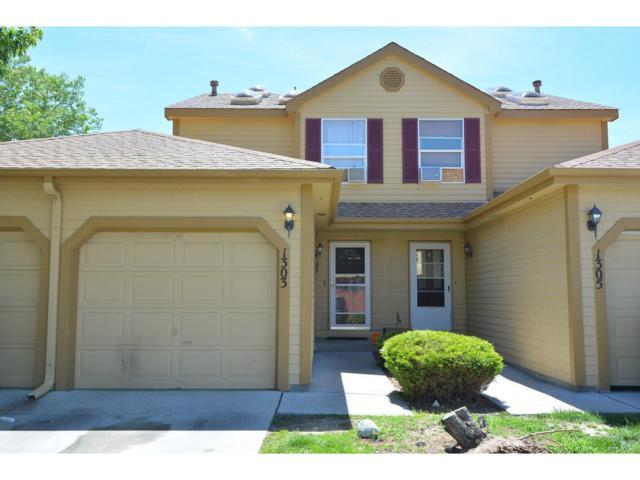 1303 Firefly Circle, Colorado Springs, CO 80916 (MLS #9209635) :: 8z Real Estate