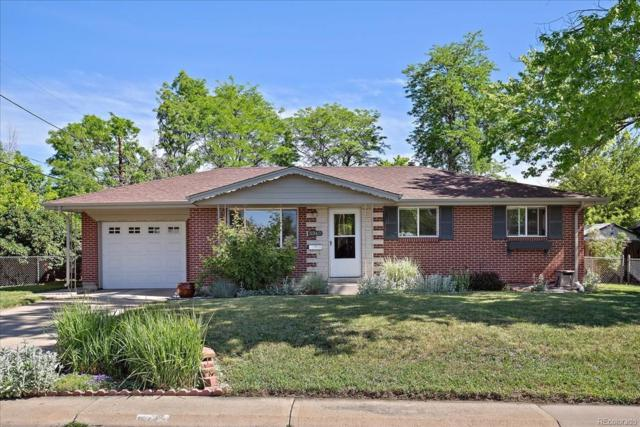 5343 W 83rd Avenue, Arvada, CO 80003 (#9209742) :: The Heyl Group at Keller Williams