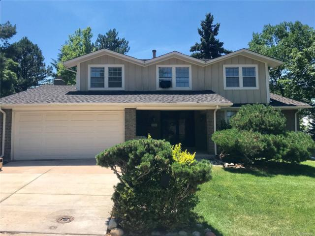 3965 S Willow Way, Denver, CO 80237 (#9209907) :: Bring Home Denver
