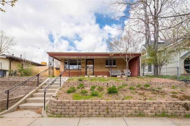 3741 Meade Street, Denver, CO 80211 (#9210107) :: milehimodern