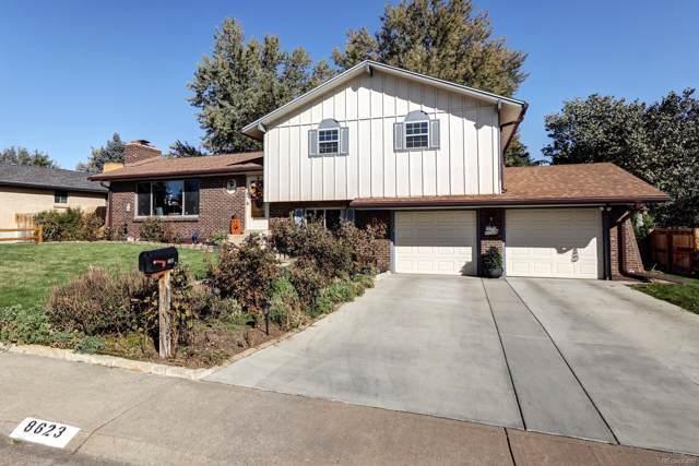 8623 W Warren Drive, Lakewood, CO 80227 (#9210376) :: Mile High Luxury Real Estate
