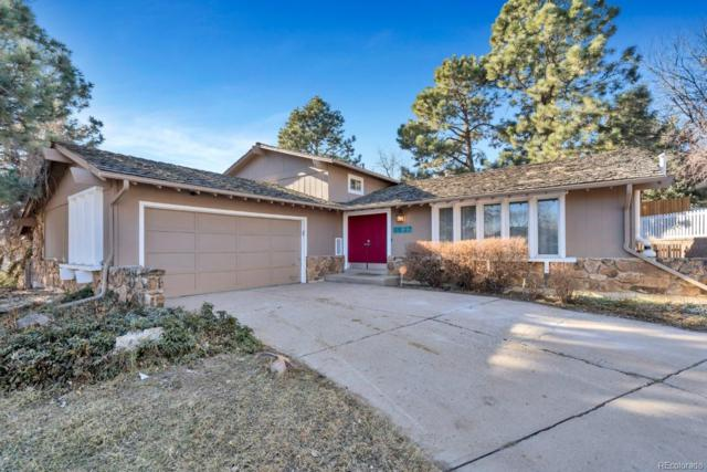 6527 S Heritage Place, Centennial, CO 80111 (#9210603) :: HomeSmart Realty Group
