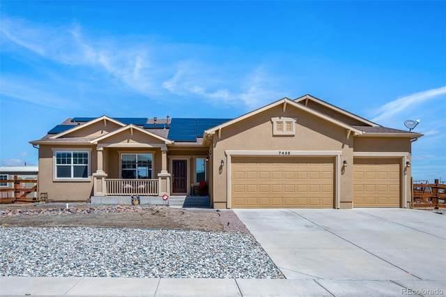 7435 Antelope Meadows Circle, Peyton, CO 80831 (MLS #9210851) :: Wheelhouse Realty