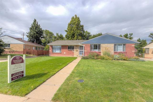 9135 W 4th Place, Lakewood, CO 80226 (#9210930) :: The DeGrood Team