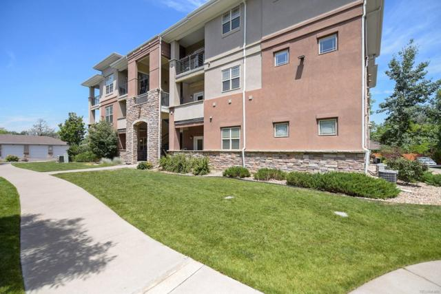 8123 W 51st Place #202, Arvada, CO 80002 (#9211143) :: Sellstate Realty Pros