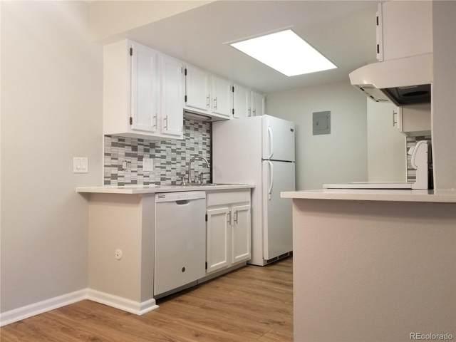 4400 S Quebec Street V105, Denver, CO 80237 (#9212275) :: Kimberly Austin Properties