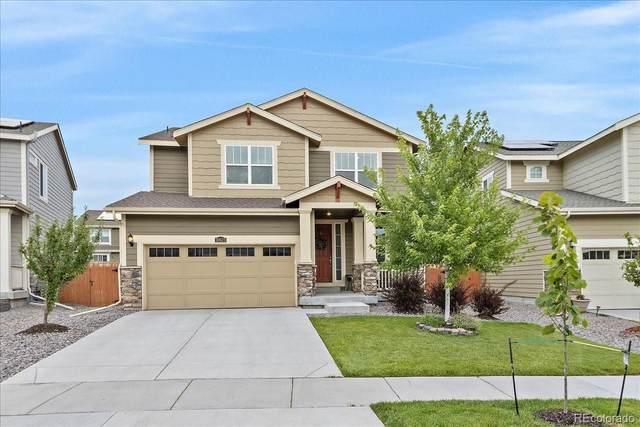 10625 Casper Street, Parker, CO 80134 (#9212516) :: Berkshire Hathaway HomeServices Innovative Real Estate