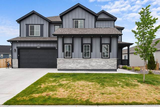 1663 Augustine Drive, Castle Rock, CO 80108 (#9212776) :: The DeGrood Team