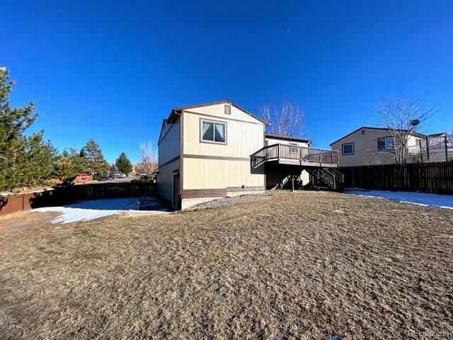 911 Park View Place, Castle Rock, CO 80104 (MLS #9212827) :: 8z Real Estate