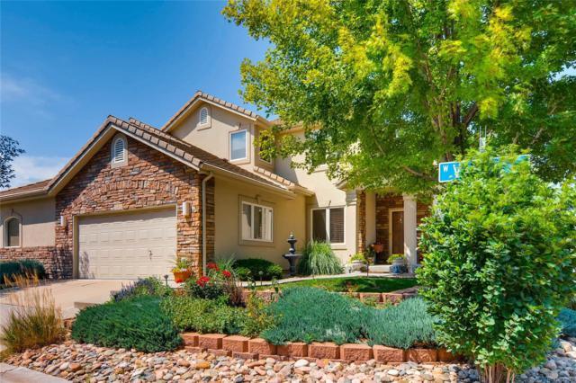 10011 W Vassar Place, Lakewood, CO 80227 (#9212832) :: House Hunters Colorado