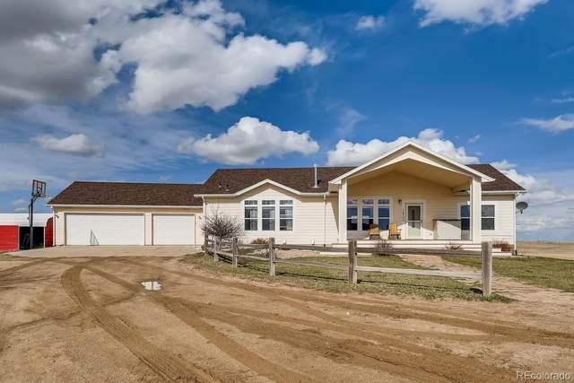 14750 Berridge Road, Ramah, CO 80832 (MLS #9213125) :: 8z Real Estate
