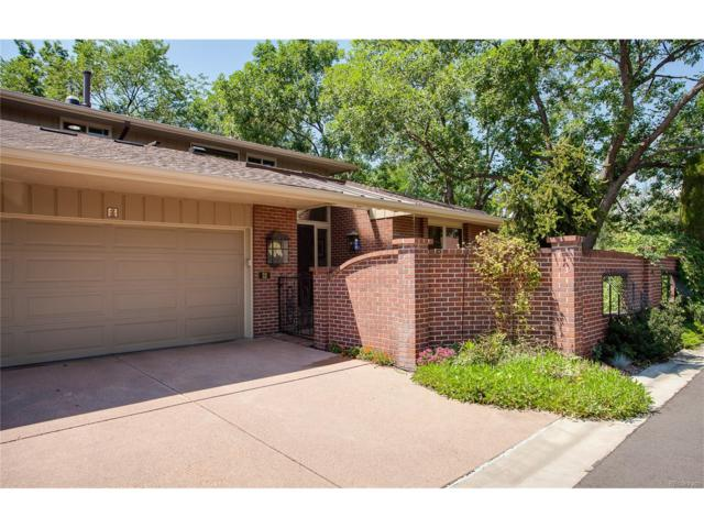 2800 S University Boulevard #32, Denver, CO 80210 (MLS #9213190) :: 8z Real Estate