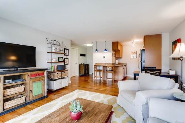 1150 Vine Street #703, Denver, CO 80206 (MLS #9213471) :: 8z Real Estate