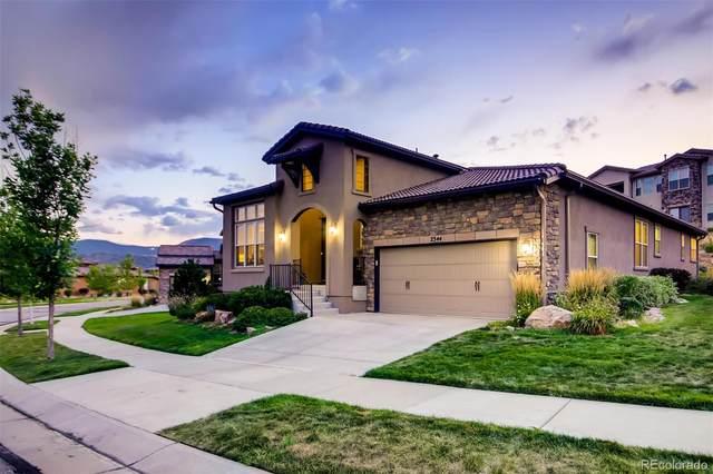 2344 S Juniper Circle, Lakewood, CO 80228 (#9213541) :: Briggs American Properties