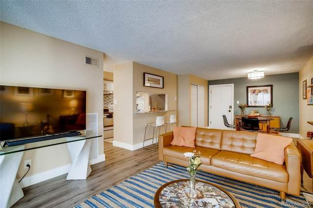 2 Adams Street #209, Denver, CO 80206 (#9213582) :: The Dixon Group