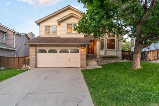 986 Garden Drive, Highlands Ranch, CO 80126 (#9213938) :: The Peak Properties Group