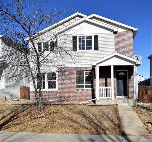 10700 Kimblewyck Circle #112, Northglenn, CO 80233 (MLS #9213964) :: 8z Real Estate