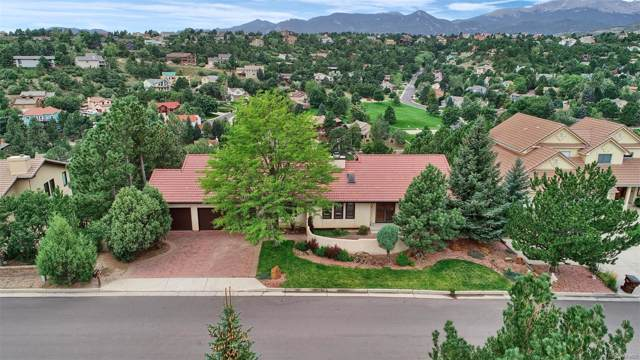 1150 Golden Hills Road, Colorado Springs, CO 80919 (#9214666) :: The DeGrood Team