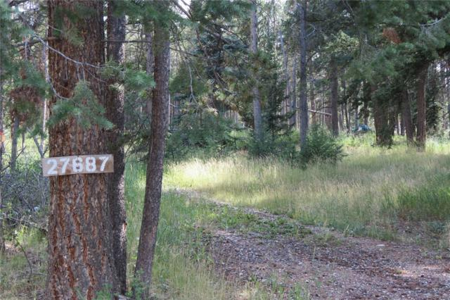 27687 Pine Grove Trail, Conifer, CO 80433 (#9214720) :: Kimberly Austin Properties