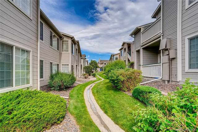 8358 Pebble Creek Way #202, Highlands Ranch, CO 80126 (#9215042) :: You 1st Realty