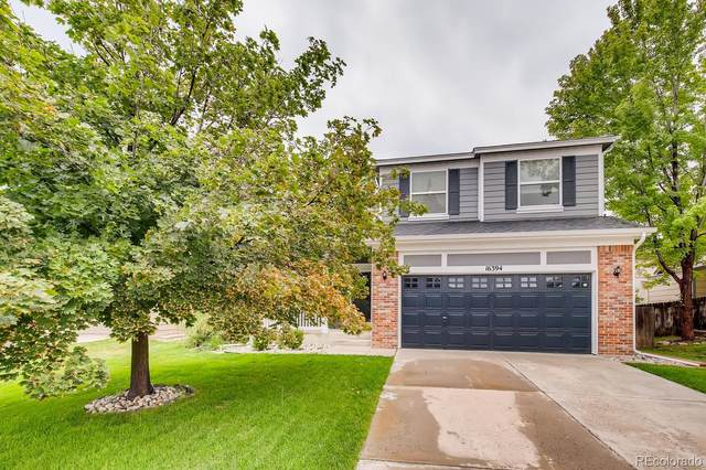 16394 Roan Court, Parker, CO 80134 (#9215241) :: The Harling Team @ Homesmart Realty Group