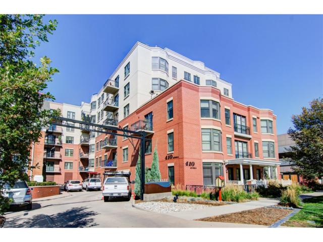 410 Acoma Street #313, Denver, CO 80204 (#9215301) :: Thrive Real Estate Group