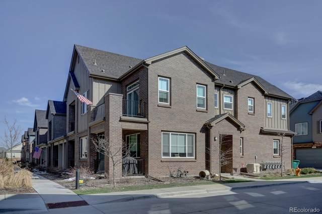 554 E Dry Creek Place, Littleton, CO 80122 (MLS #9215353) :: Find Colorado