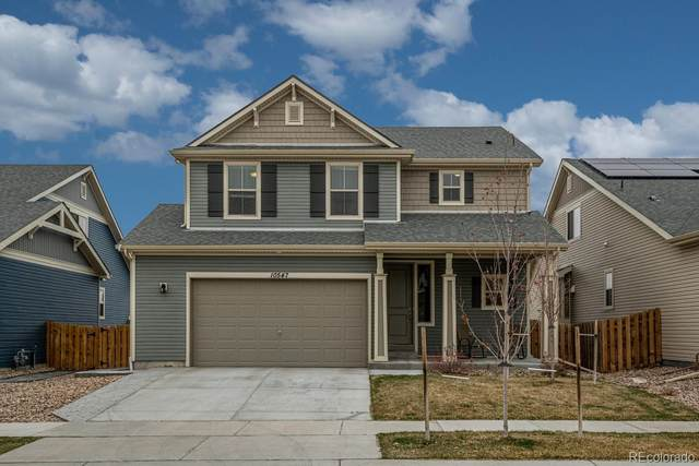10547 Racine Street, Commerce City, CO 80022 (#9215461) :: The Peak Properties Group