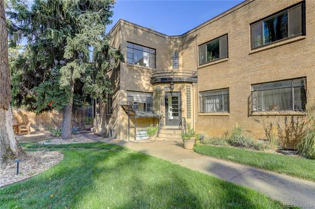 1481 Ash Street #5, Denver, CO 80220 (#9215600) :: The DeGrood Team