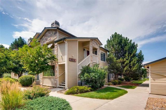 9954 E Carolina Circle #201, Aurora, CO 80247 (MLS #9215778) :: 8z Real Estate