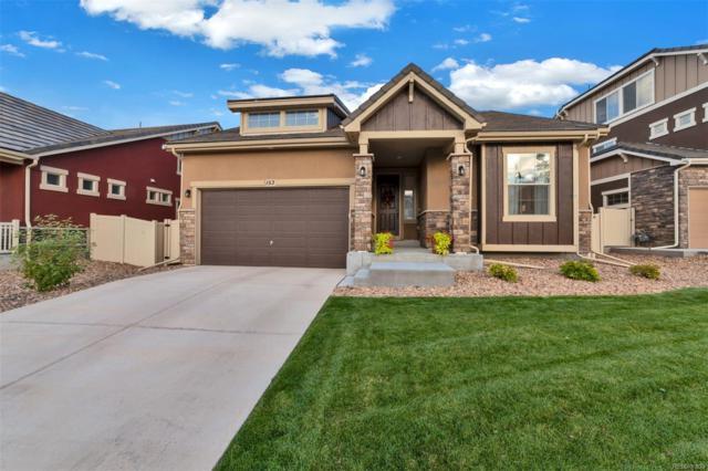 153 Poppy View Lane, Erie, CO 80516 (MLS #9216192) :: 8z Real Estate