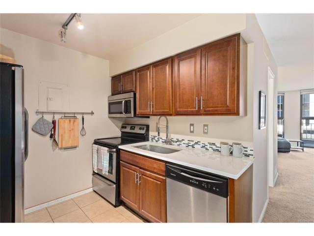 1020 15th Street 3E, Denver, CO 80202 (MLS #9216762) :: 8z Real Estate