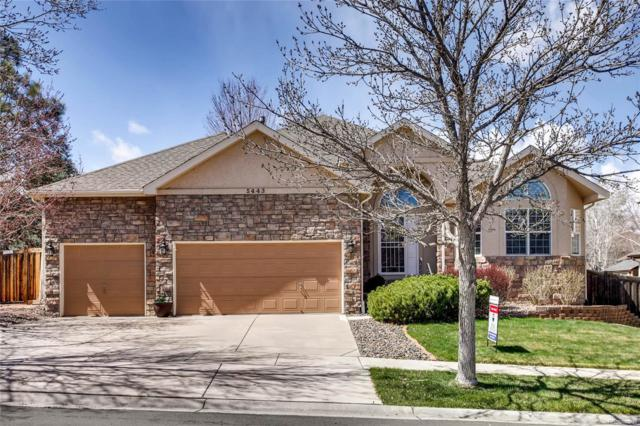 5443 W Prentice Circle, Denver, CO 80123 (#9216952) :: The Peak Properties Group