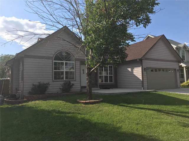 15703 E 8th Drive, Aurora, CO 80011 (MLS #9217536) :: 8z Real Estate