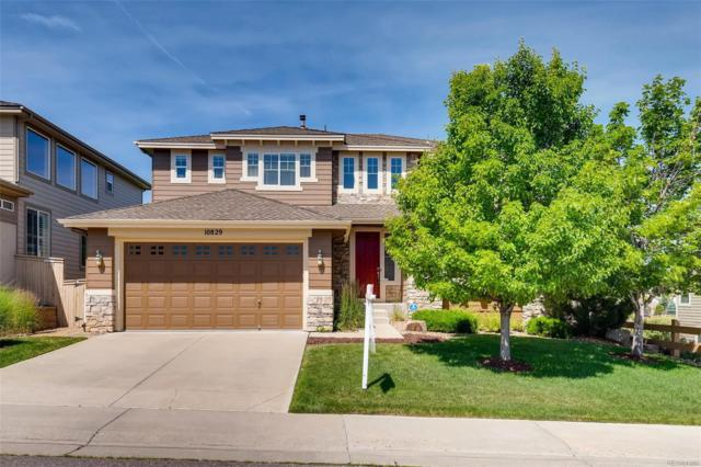 10829 Glengate Circle, Highlands Ranch, CO 80130 (MLS #9217620) :: 8z Real Estate