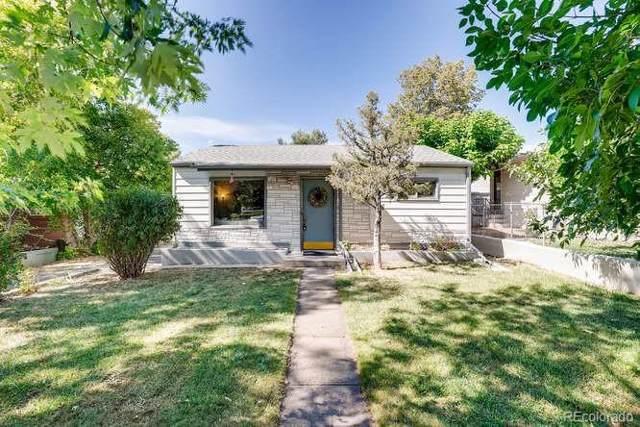 604 2nd Street, Golden, CO 80403 (MLS #9218103) :: 8z Real Estate