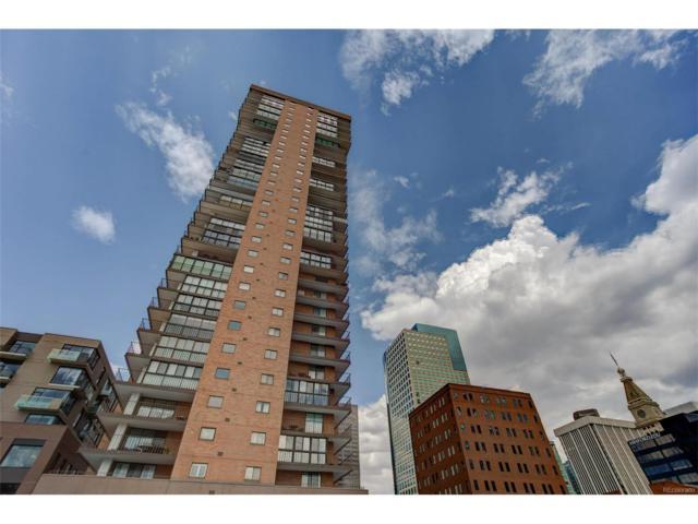 1551 Larimer Street #1205, Denver, CO 80202 (MLS #9218343) :: 8z Real Estate