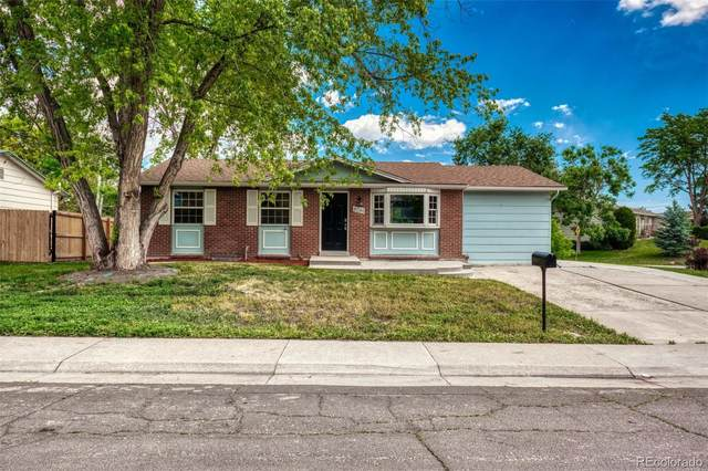 6261 W 74th Place, Arvada, CO 80003 (#9219309) :: The Peak Properties Group