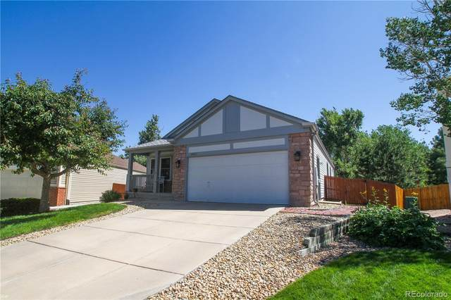 20823 Willowbend Lane, Parker, CO 80138 (#9219356) :: The Healey Group