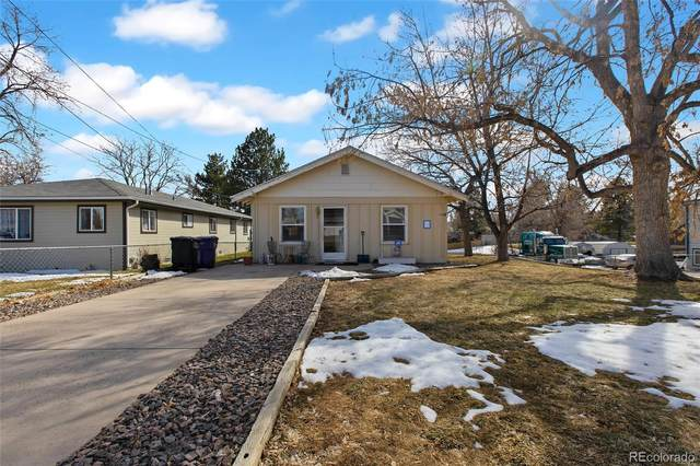 2720 W Hillside Avenue, Denver, CO 80219 (#9219700) :: The Harling Team @ HomeSmart