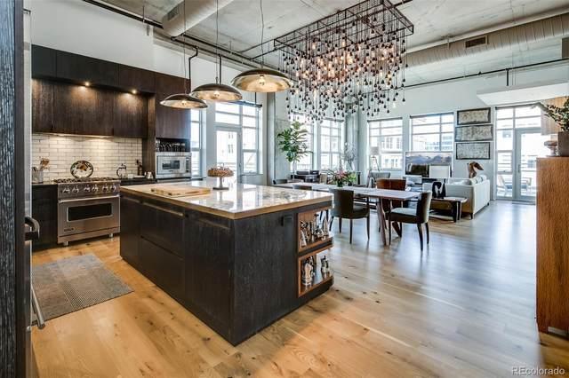 1890 Wynkoop Street #803, Denver, CO 80202 (#9220476) :: Colorado Home Finder Realty