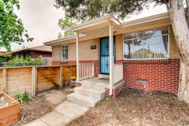 3395 Grape Street, Denver, CO 80207 (#9220542) :: The HomeSmiths Team - Keller Williams