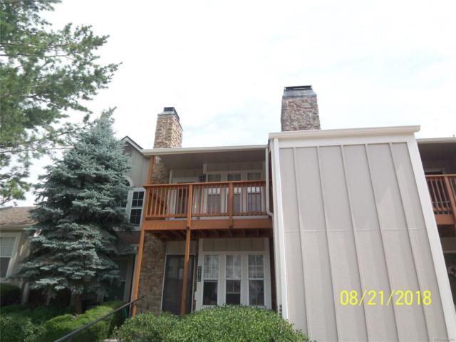 9661 W Chatfield Avenue C, Littleton, CO 80128 (#9220852) :: The Peak Properties Group