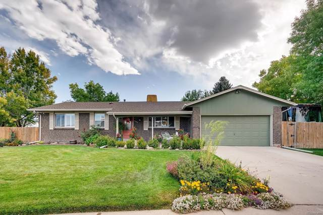 10284 W Marlowe Place, Littleton, CO 80127 (#9220877) :: The Gilbert Group