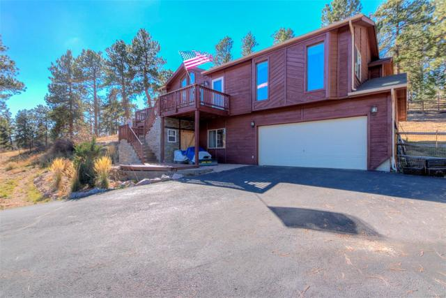 34192 Chilton Avenue, Pine, CO 80470 (#9221153) :: Berkshire Hathaway Elevated Living Real Estate