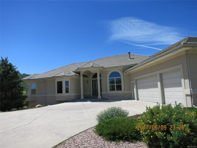 529 Summer Mist Circle, Castle Rock, CO 80104 (#9221294) :: HomeSmart Realty Group