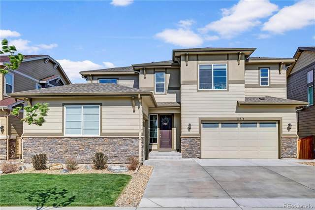11874 Chipper Lane, Parker, CO 80134 (#9221480) :: The Heyl Group at Keller Williams