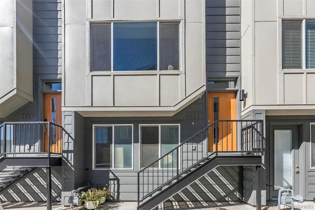 2249 Glenarm Place, Denver, CO 80205 (#9221512) :: Wisdom Real Estate