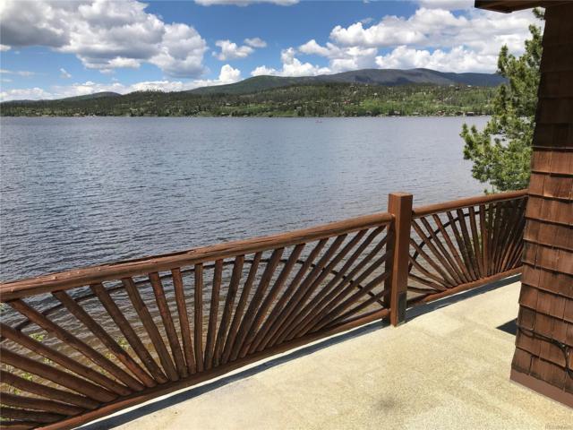 47 Shoreline Way, Grand Lake, CO 80447 (#9221598) :: The Galo Garrido Group