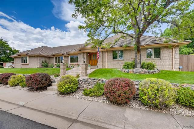 7931 W Paine Avenue, Lakewood, CO 80235 (#9222221) :: The Gilbert Group